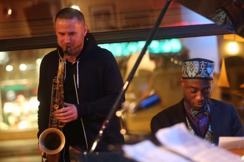 Szczecin Jazz w Berlinie