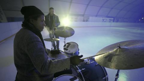 Jazz i łyżwy [FILM]